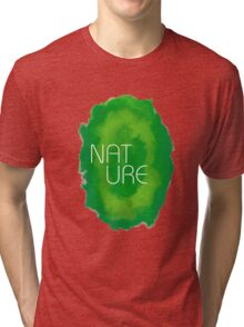 Nature rca Tri-blend T-Shirt