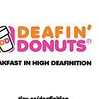 Deafin' Donuts by sasspar