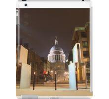 St. Paul's, London, England iPad Case/Skin