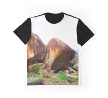 The Hippo's Yawn Graphic T-Shirt