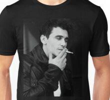 james franco with cig  Unisex T-Shirt