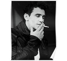james franco with cig  Poster