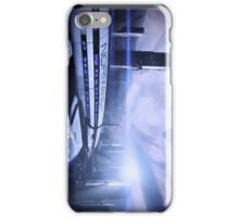 Mass Effect: Normandy SR2 in the Citadel  iPhone Case/Skin