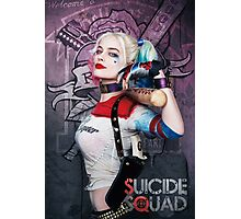 HARLEY QUINN Photographic Print