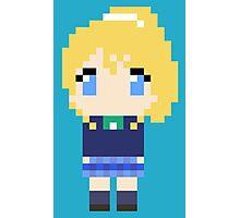 Pixel Eli-chan Photographic Print