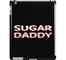 SUGAR DADDY candy cane design iPad Case/Skin