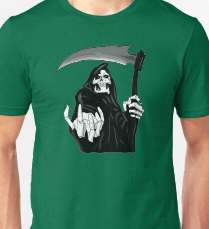 The grim reaper hell design  Unisex T-Shirt