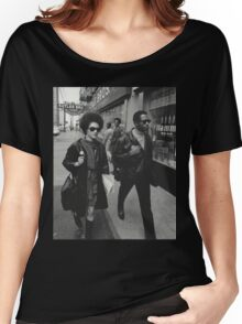 Black Panthers 2 Women's Relaxed Fit T-Shirt