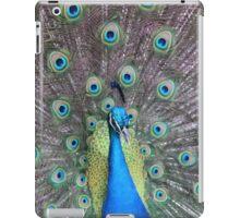 PEACOCK CENTERED  iPad Case/Skin