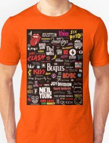 ROLLING STONE AND FRIEND Unisex T-Shirt