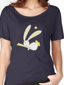 Star Bunny Women's Relaxed Fit T-Shirt
