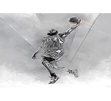 James Harden Sketch Photographic Print