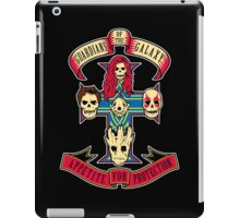 Appetite for Protection iPad Case/Skin
