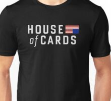 House of Cards Unisex T-Shirt