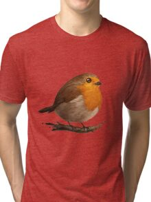 Cute Bird Tri-blend T-Shirt