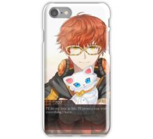 Seven's Robo Cat and Love iPhone Case/Skin