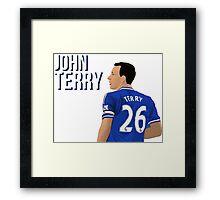 TERRY CHELSEA Framed Print