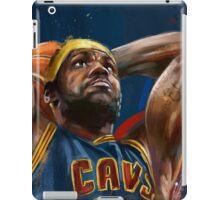Lebron James Painting iPad Case/Skin