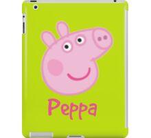 Peppa Pig iPad Case/Skin