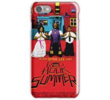 Red Hook Summer Movie Poster iPhone Case/Skin