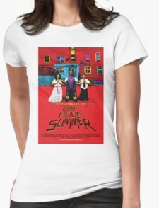 Red Hook Summer Movie Poster Womens Fitted T-Shirt