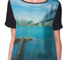 Sydney 9 September 2016 Chiffon Top