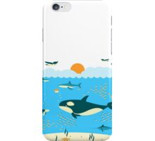 The Ocean Is My Home iPhone Case/Skin