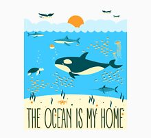The Ocean Is My Home Unisex T-Shirt
