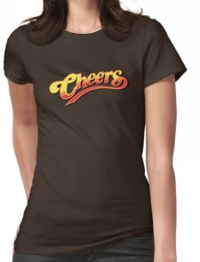 Cheers Womens Fitted T-Shirt