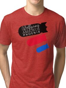 Phoenix Band Album Cover Tri-blend T-Shirt