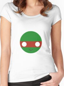 Raphael - Circley! Women's Fitted Scoop T-Shirt