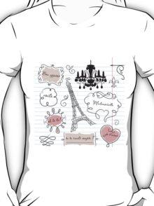 Traveler Girl T-Shirt