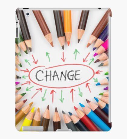 Change iPad Case/Skin