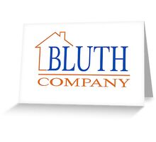 Bluth Company - Arrested Development Greeting Card