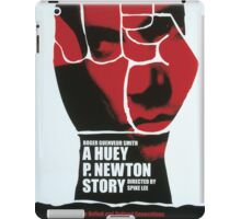 Huey Newton TV Poster iPad Case/Skin
