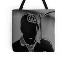 right brain Tote Bag