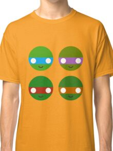 TMNT - Circley! Classic T-Shirt