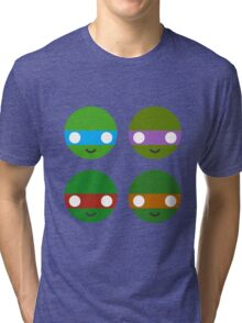 TMNT - Circley! Tri-blend T-Shirt