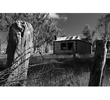 Nippering Schoolhouse Photographic Print