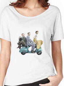 Audrey Hepburn: Roman Holiday Women's Relaxed Fit T-Shirt