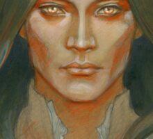 Fëanor colour study Sticker