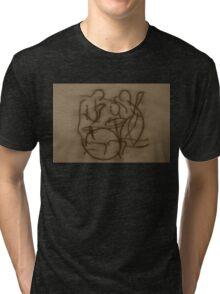 The Jazz Trio Tri-blend T-Shirt