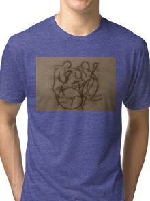 The Jazz Trio Tri-blend T-Shirt