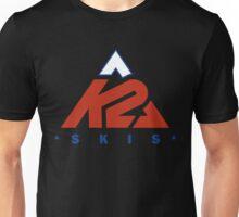 K2 s.k.i.s skis sky Unisex T-Shirt