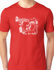 Dingos Ate My Baby Unisex T-Shirt