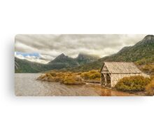 Cradle Mountain and Dove Lake Canvas Print