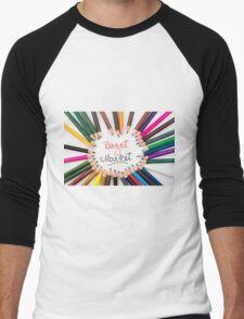 Target Market Men's Baseball ¾ T-Shirt