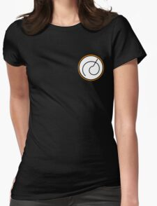 Dragon Ball Z Whis Symbol Design Womens Fitted T-Shirt