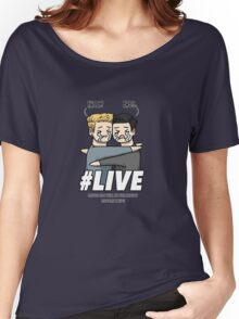 #live - AOS Women's Relaxed Fit T-Shirt