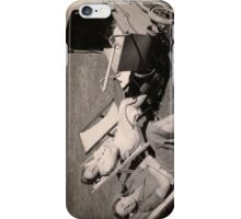 The relaxed attitude to parenting in the 1930s. iPhone Case/Skin